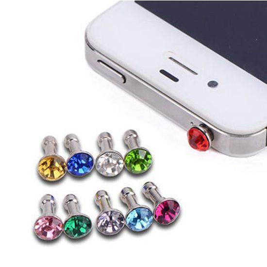 Phone Diamond Dust Plug
