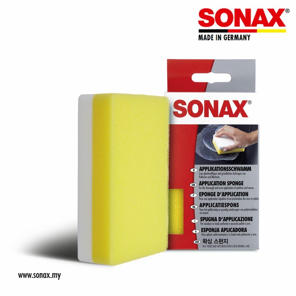 [Car Accessories] SONAX Application Sponge