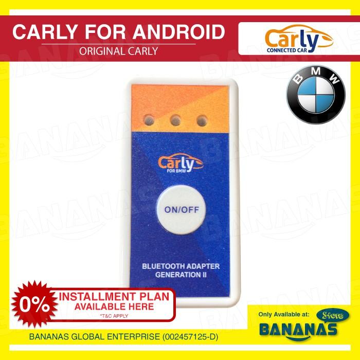 Original Carly Gen 2 BMW Diagnostic & Coding Bluetooth OBD