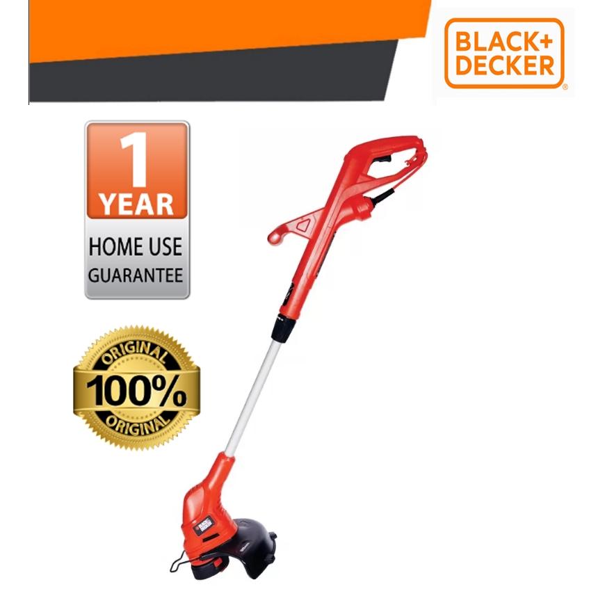 BLACK & DECKER GL4525-B1 OUTDOOR TOOL 450W STRING GRASS TRIMMER KAWASAN LUAR RUMPUT SAFETY SAVETIME MUDAH