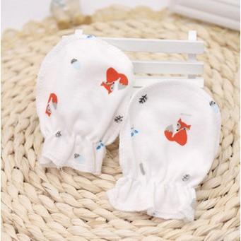 Baby Infant Small Gloves Baby Anti-Scratch Gloves  婴儿小手套婴儿防刮手套 BB0015