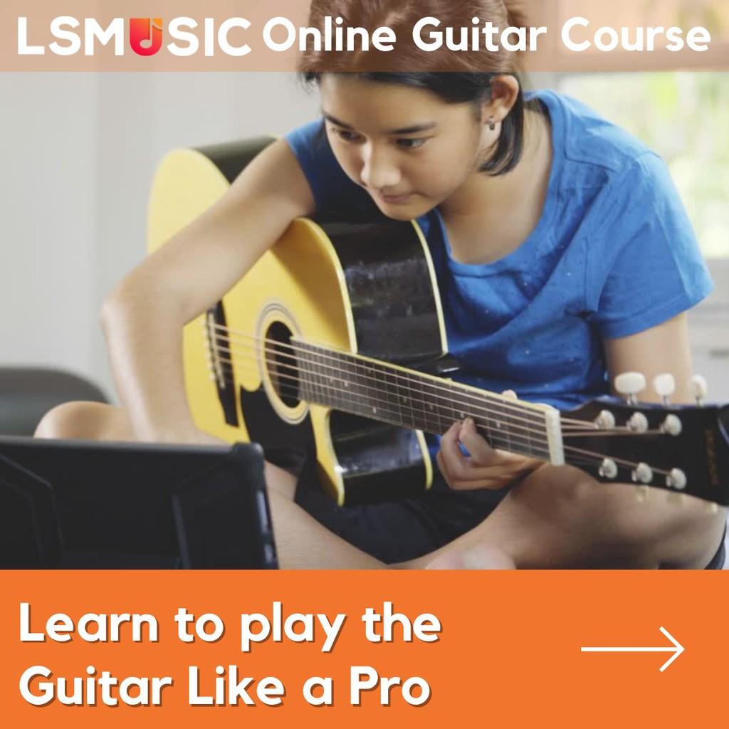 LS Music Guitar Course
