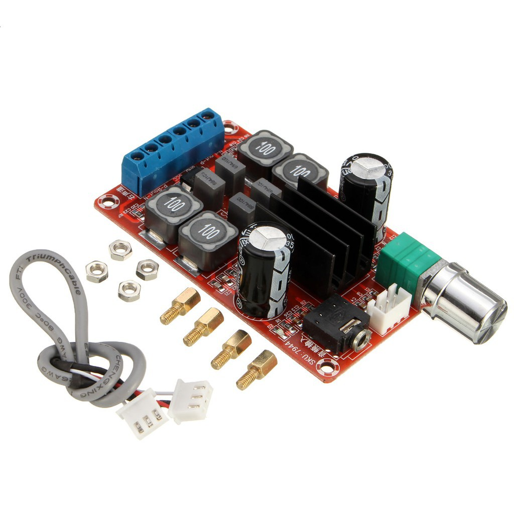 Aiyima Dual Dc 35v 2sc5200 2sa1943 Mono Channel Hifi Audio Amplifier Details About Sub 150w Subwoofer Board Kit 100w Shopee Malaysia