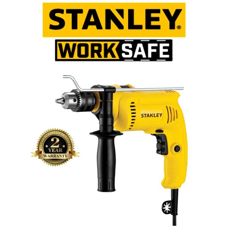STANLEY SDH600 550W PERCUSSION DRILL ( 2 YEAR WARRANTY)