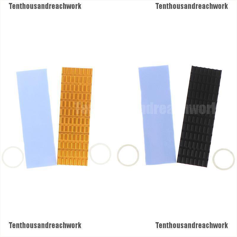 TReachWork Heatsink Heat dissipation radiator m.2 ngff cooling heat sink heat thermal pad