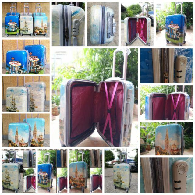 กระเป๋าเดินทาง ขนาด 20-24