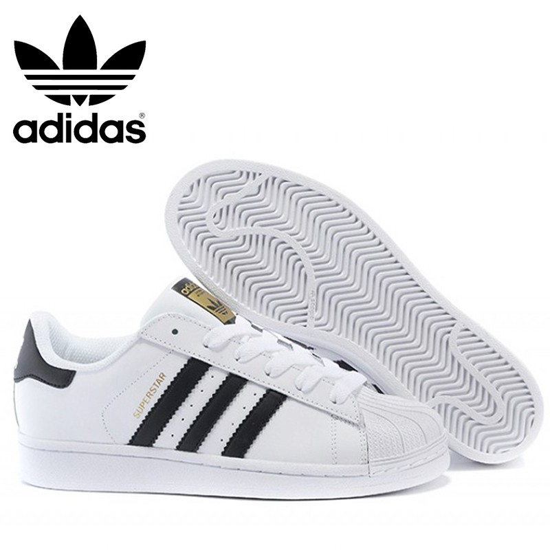 02798d6f18171 Adidas Superstar Classic Sneakers For Men Women Factory Promotion Sport  Shoes