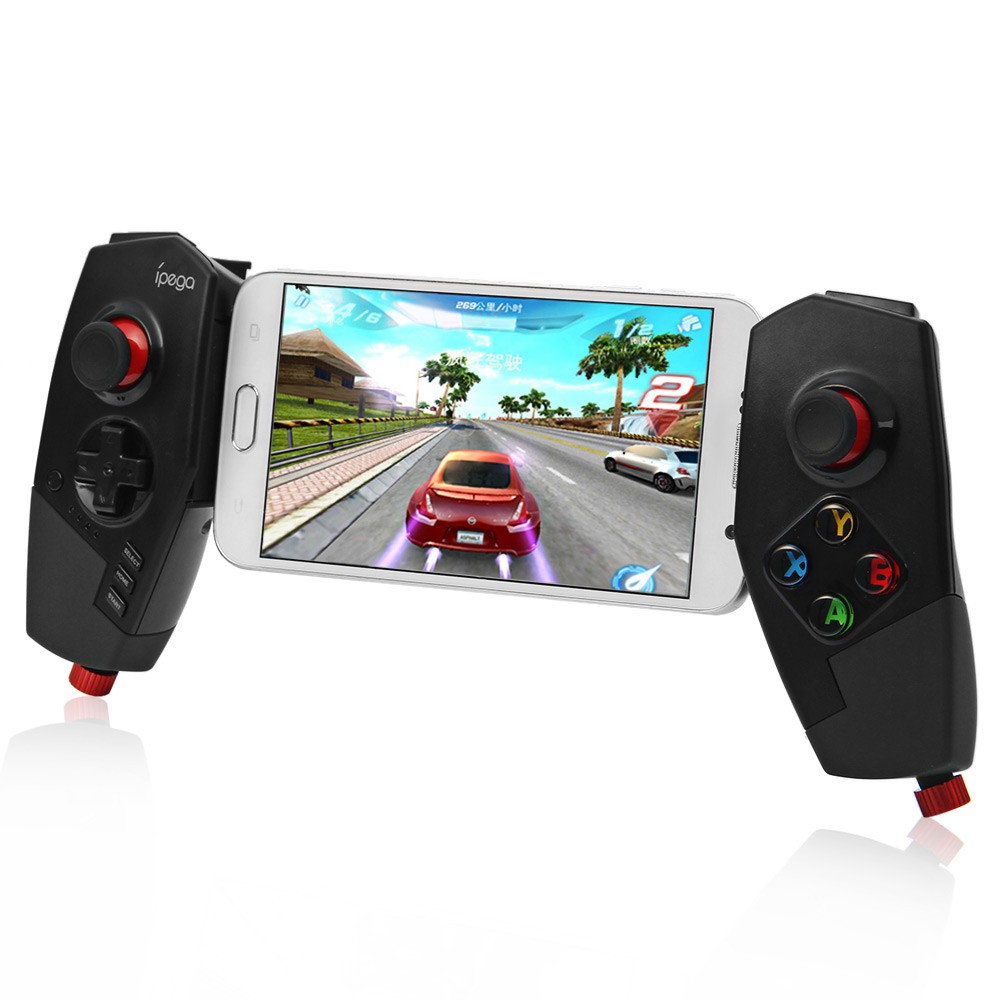 Ipega Pg 9021 Bluetooth Gamepad Game Controller For Ios Shopee Mobile Wireless Gaming 30 Android And Black Malaysia