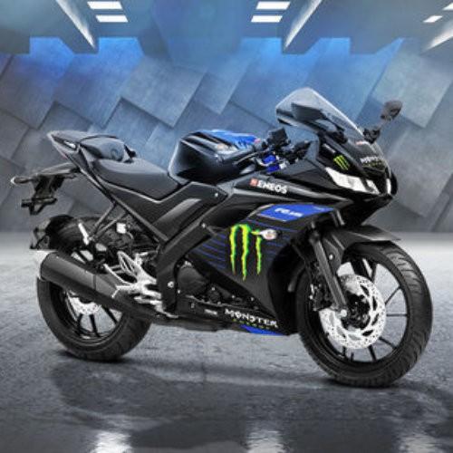 YAMAHA R15 GP MOTORCYCLE