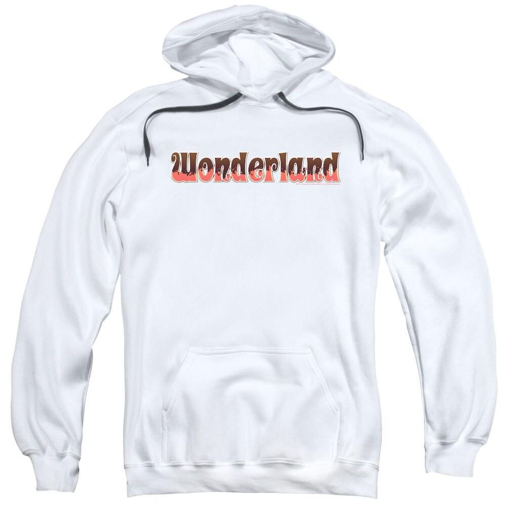 Zenoscope Wonderland Logo Licensed Adult Sweatshirt Hoodie