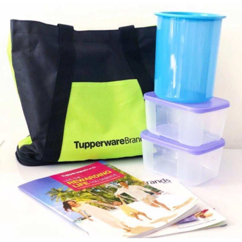 Tupperware Member Kit + Turbo Plus Pack