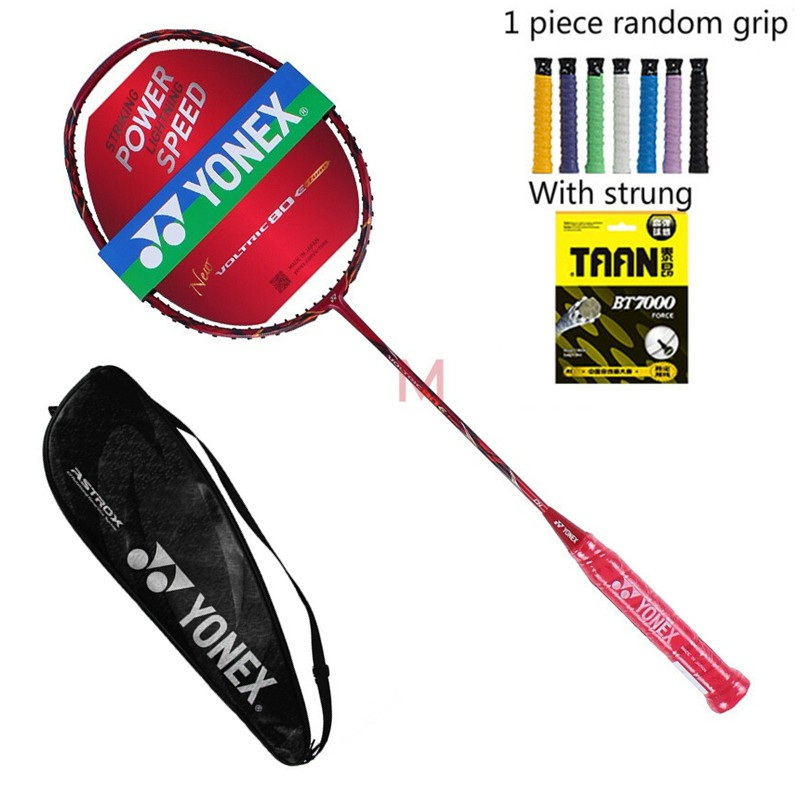 Sporting Goods Toalson Ion 65 0.65mm Badminton Strings Set