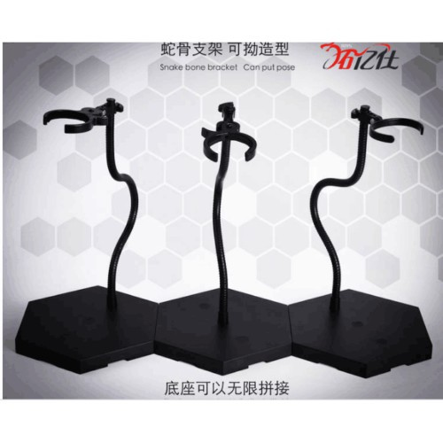 UNIVERSAL POSEABLE Dynamic Action Figure Doll Display Stand suits 1//6 1//12 1//9
