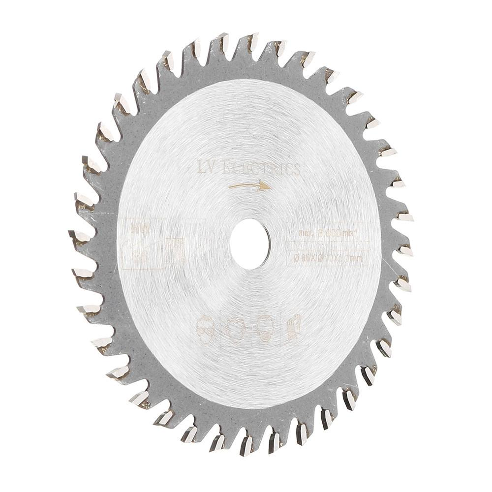 Hand & Power Tool Accessories Tools Round Saw Blade 36 Teeth 85mm 10mm New Woodcraft Tool Saw Cutter Grinder Round Drill Power Tool