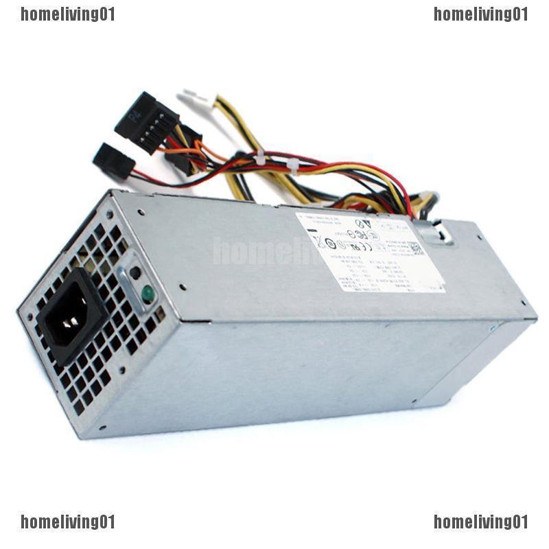 readystock】Power Supply FOR DELL OPTIPLEX 3010 390 990 SFF 2TXYM