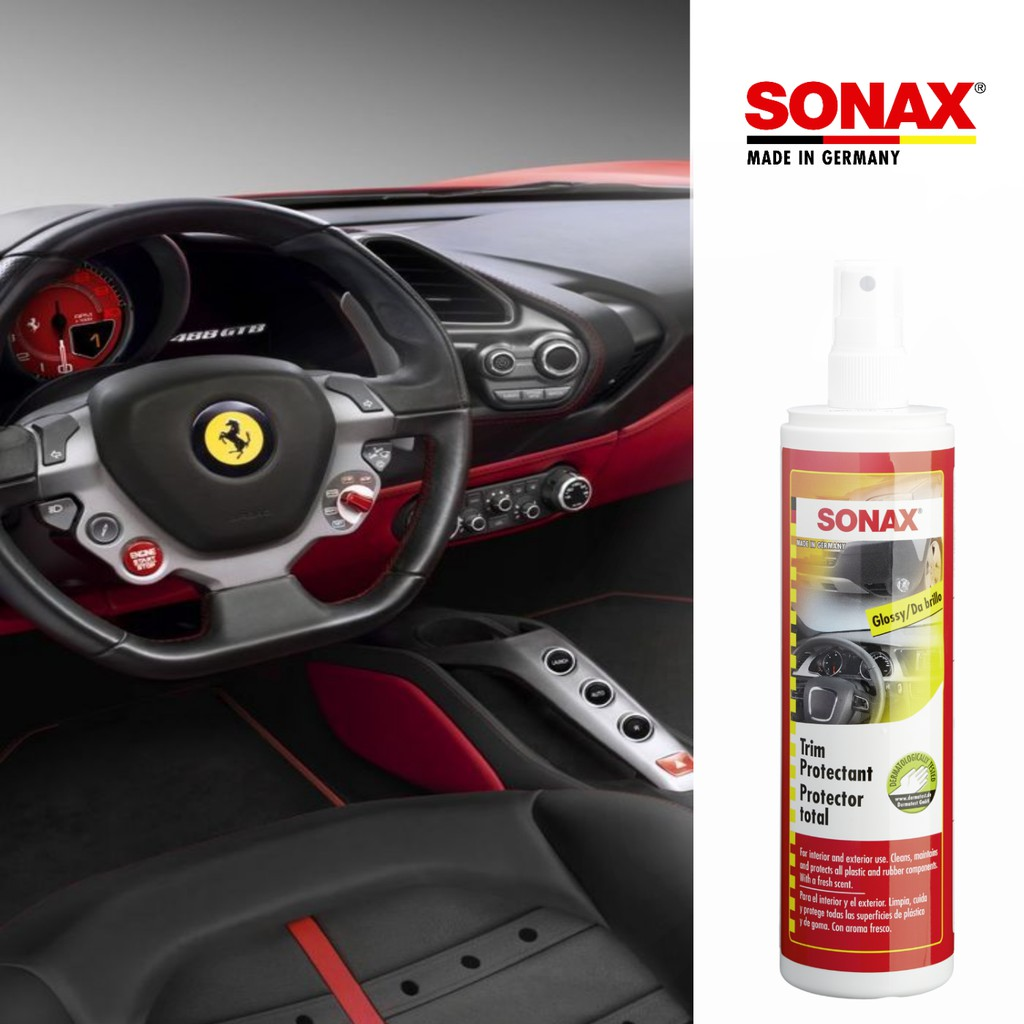 SONAX Trim Protectant Glossy (300ml)