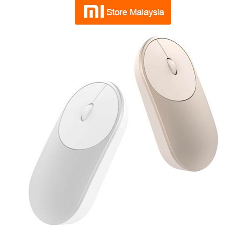 b506c2597e4 ProductImage. ProductImage. XIAOMI MI Portable Wireless Bluetooth Mouse ...