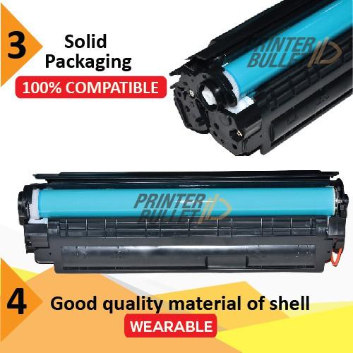 HP CB436A / 36A Compatible Toner Cartridge For HP M1120 / M1120a / M1120h M1120n
