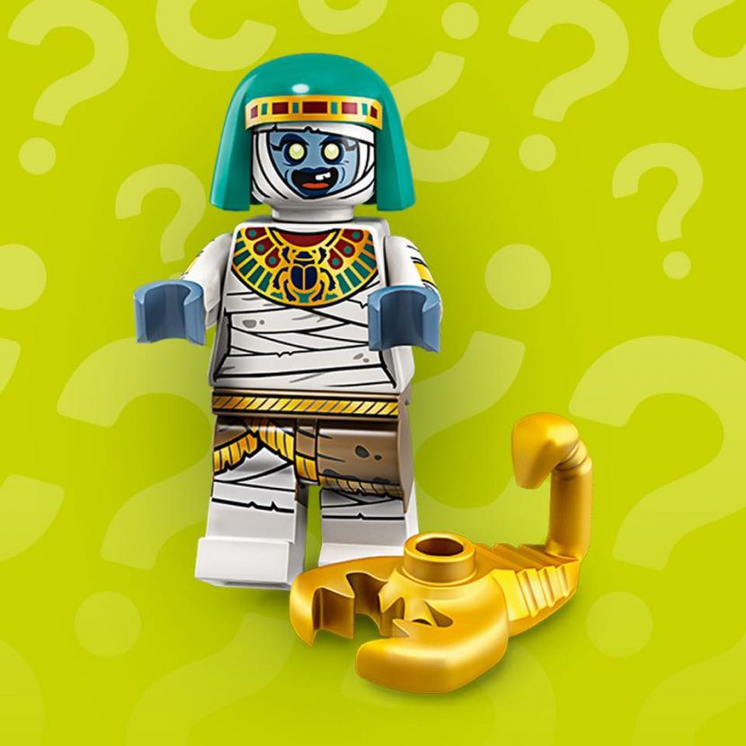 Lego Series 19 Minifigures Mummy Queen 71025 NEw