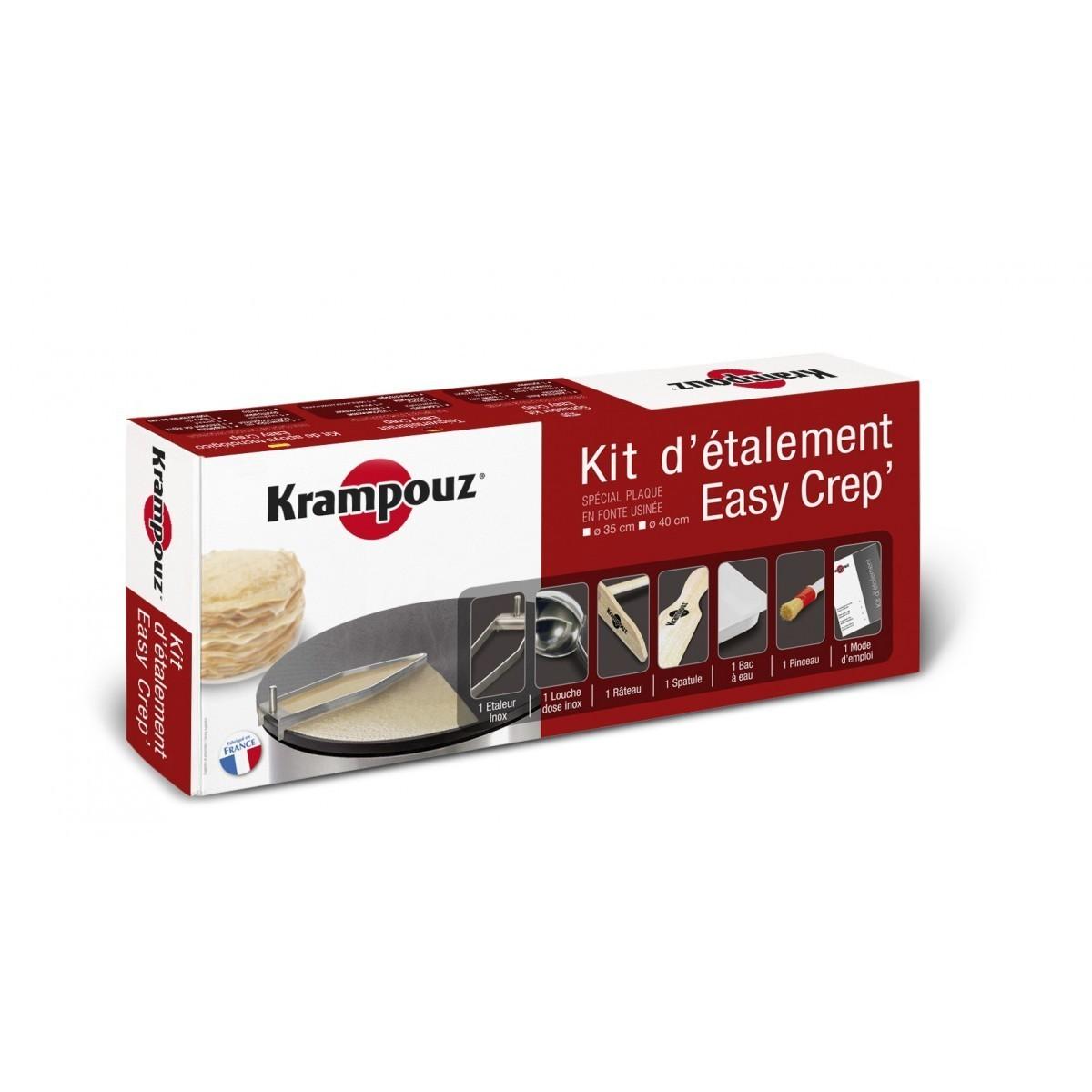 Krampouz, Crepe Makers Accessories, Batter Spreader Kits, Ø35cm