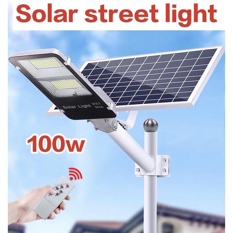 Led 100w Solar Street Light Waterproof