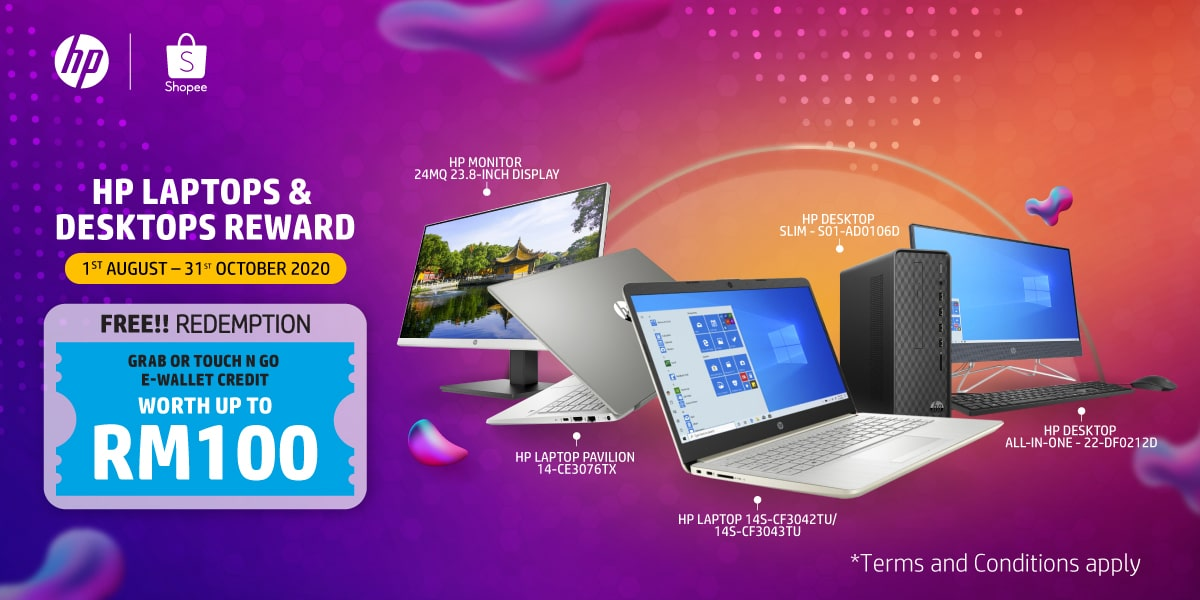 Hp Official Store Online Shop Shopee Malaysia