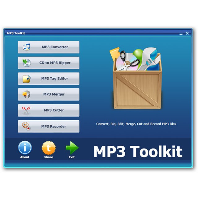 MP3 Toolkit 1 6 1 (x32/x64)   Software