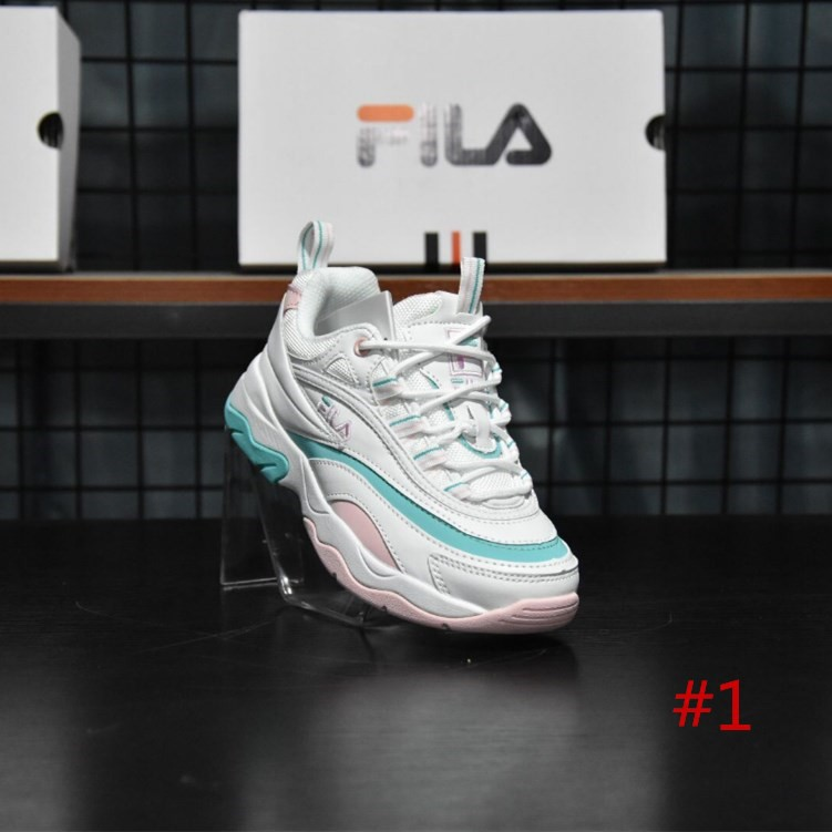 2c9a723285d Real original FILA Disruptor II white size 36-40 Ready Stock women sports  shoes