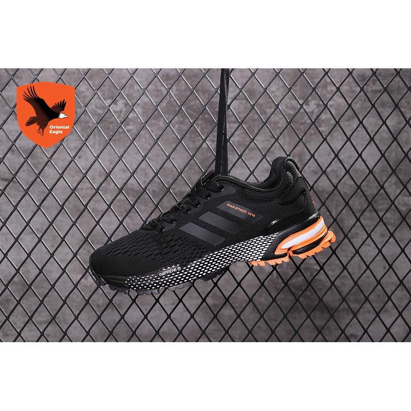 meet 62e99 e4a59 100% Original Adidas Aerobounce St Marathon Men's Running Shoes