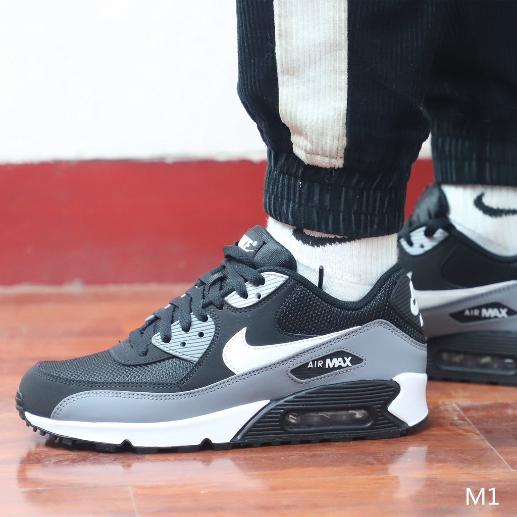 low cost 9569e aee8d 🌟READY STOCK🌟2018 Fashion Nike Air Max 90 Mid Winter men casual running  shoes