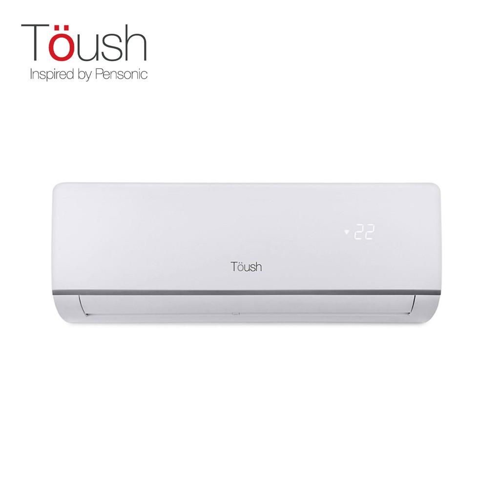 TOUSH Smart Inverter Air Conditioner 2.0HP C/W Smartphone App,Scheduler, LED Display, etc   T2023SAC