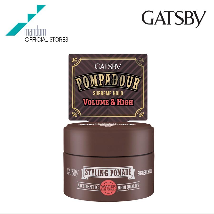 Gatsby Styling Pomade Supreme Hold 30g