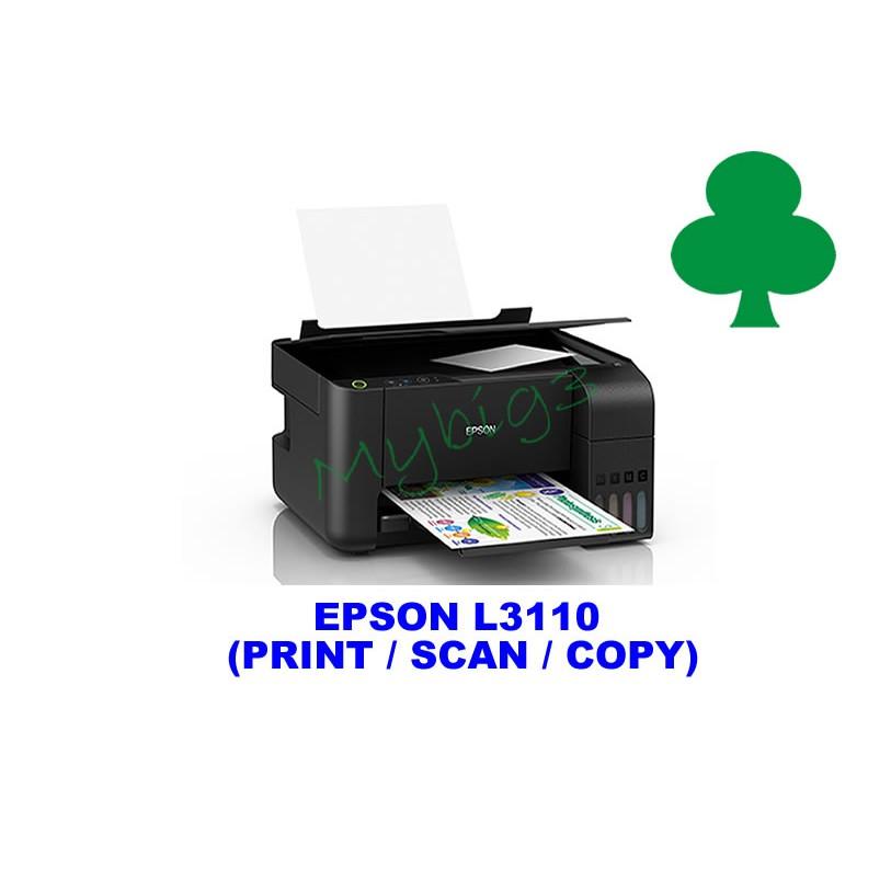 EPSON PRINTER L3110 (PRINT,SCAN,COPY)