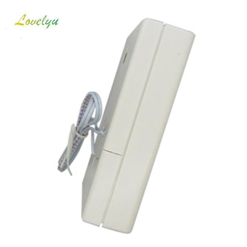 Soft Doorbell Intercom Access System Safe ABS Wired Parts Door Suitable New