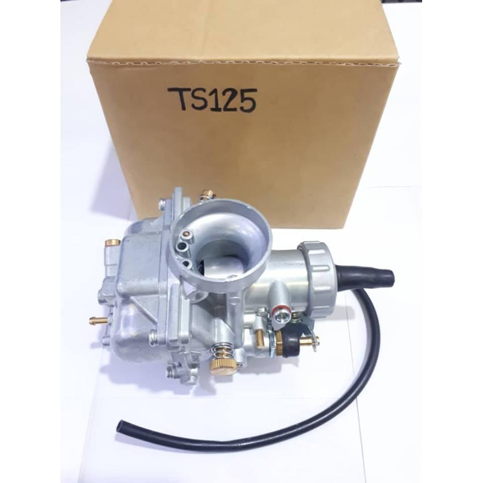 CARBURETOR TS-125 TECHNOLOGY THAILAND 🇹🇭