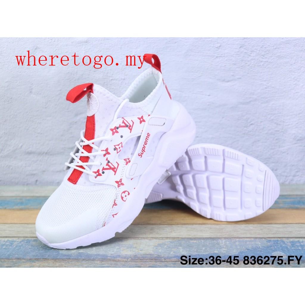 Hot Sports Shoes Air Ulrra Tops Sale Huarache Men Nike High White Women Run 13TlFcKJ