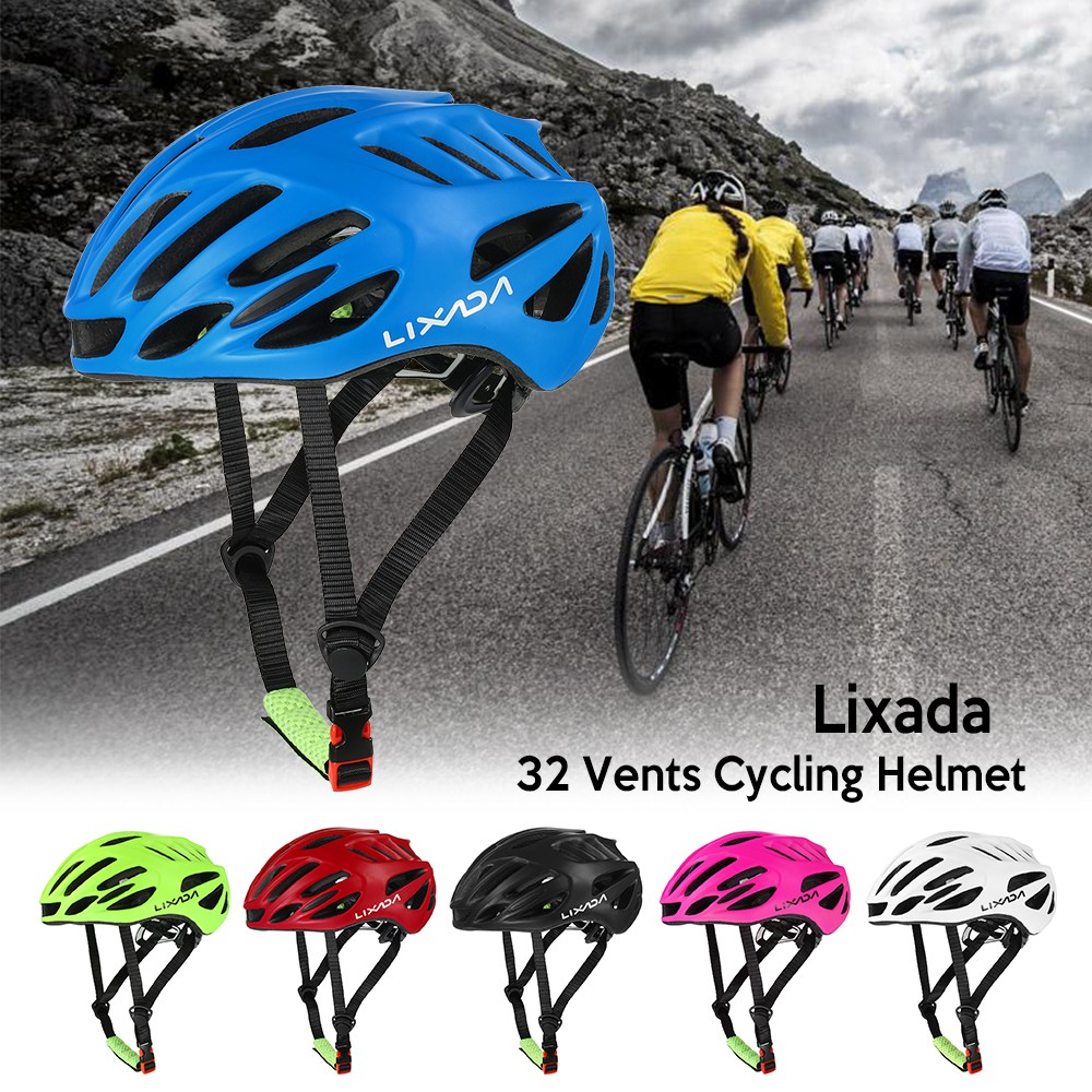 Cycling Helmet Online Shopping Sales And Promotions Lixada Mountain Bike Sports Outdoor Sept 2018 Shopee Malaysia