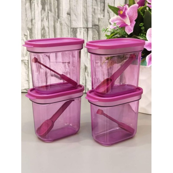 [LIMITED] [HAVE 2COLORS] TUPPERWARE SHELF SAVER 840ML / UMAMI COLLECTION 500ML