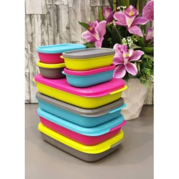 Tupperware Foodie Buddies Colourfull Choices Bekal Pilihan Ibu-Ibu di Malaysia