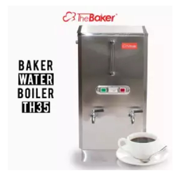 6000W 35L THE BAKER COMMERCIAL INDUSTRIAL STAINLESS STEEL ELETRIC WATER BOILER