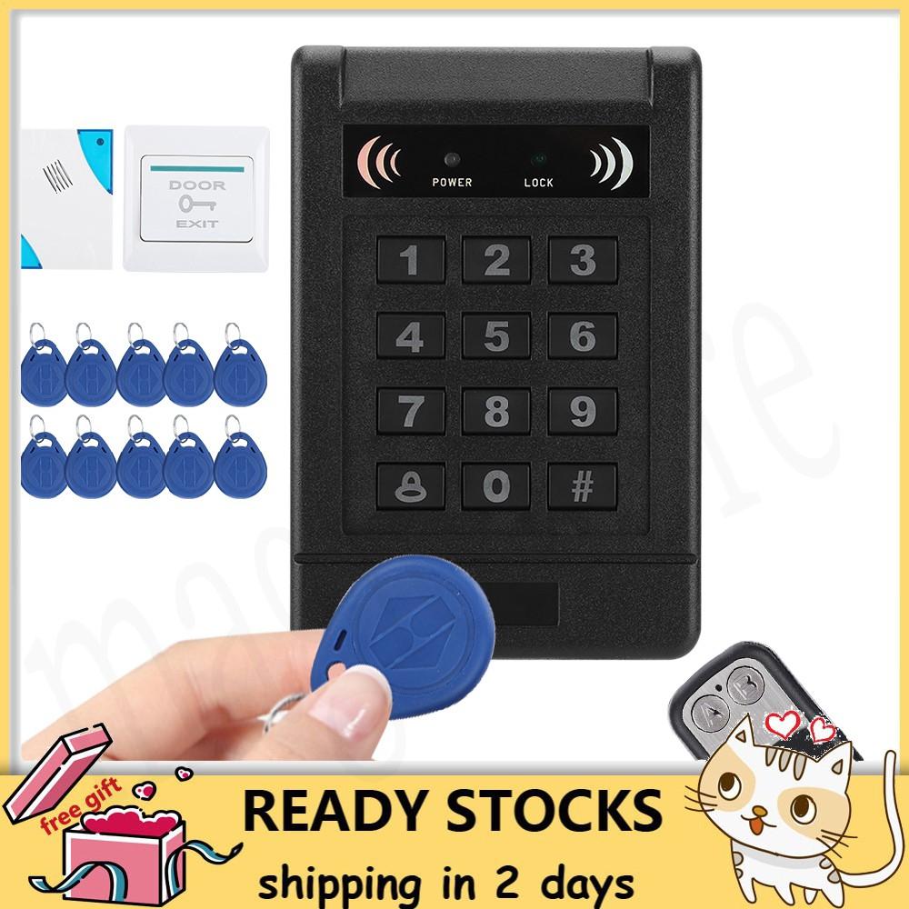 💐 🌷 🌹 magicstore Card Doorbell Lock Remove Password Machine EM-ID  Magnetic Door Access Control 💐 🌷 🌹