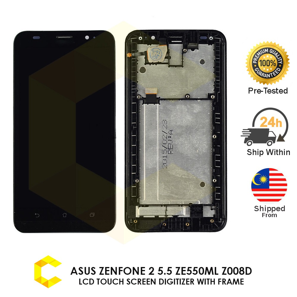 『CC』ASUS ZENFONE C ZC451CG Z007 LCD TOUCH SCREEN DIGITIZER  7ed73dcc4e