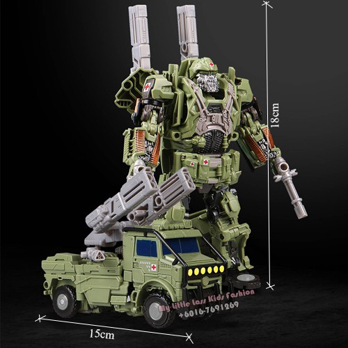 BMB Transformer Savior Alloy Model Cool Deformation Robot