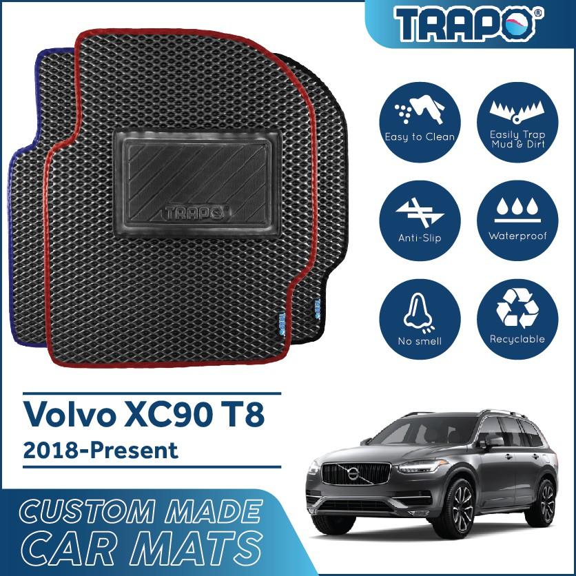 Trapo Car Mat Volvo Xc90 T8 2018 Present