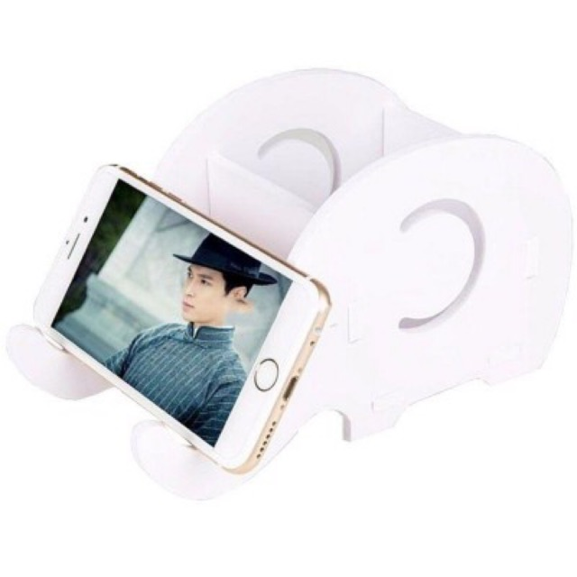 TABLE *ORGANIZER AND SMART PHONE HOLDER
