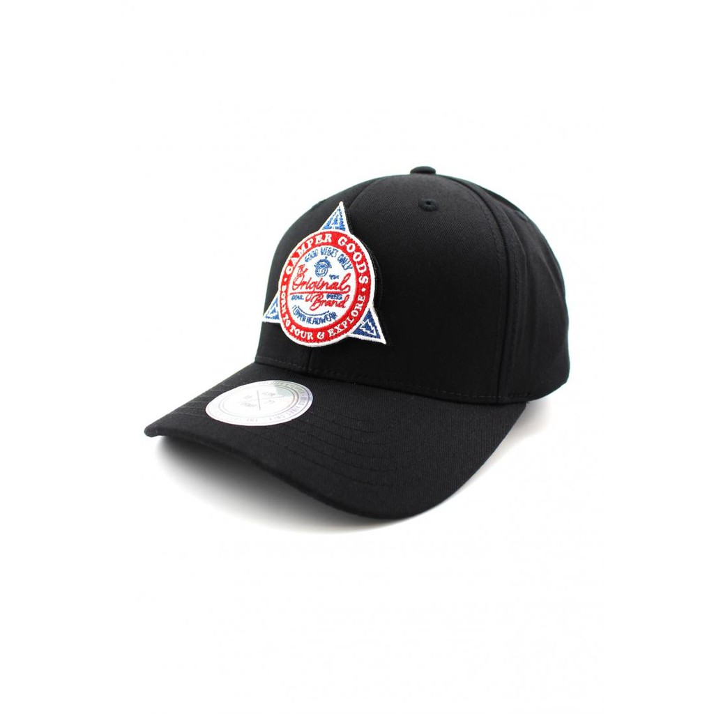 PREMIER Weed Bear Baseball Cap (Black)  1d7d190d0ab3