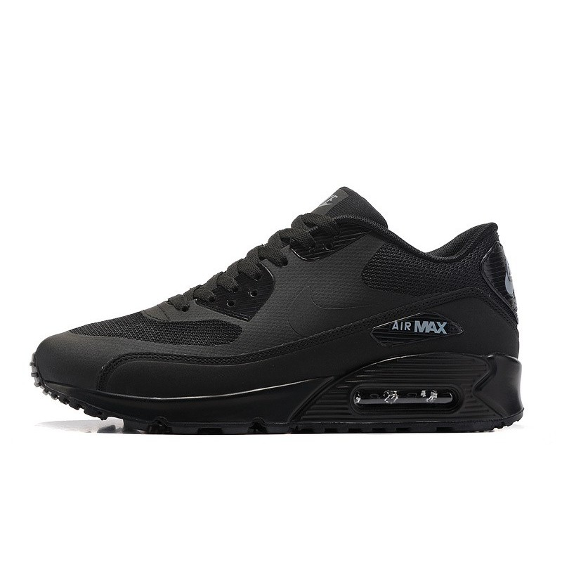 MensWomens Nike Air Max 90 Ultra 2.0 Essential Triple Black