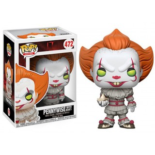 IT Pennywise With Glow Bug Funko Pop Vinyl 877 /'Special Edition/' UK Seller