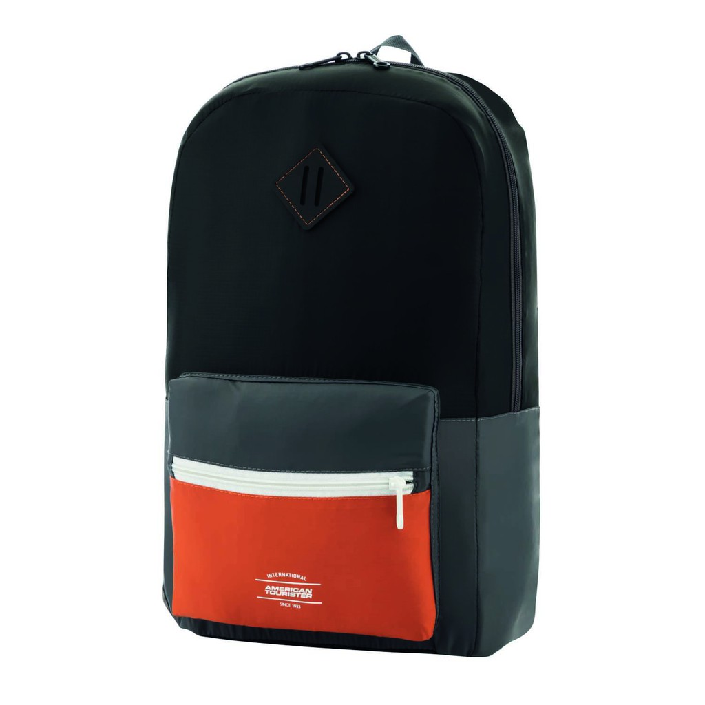 American Tourister AT ACCESSORIES PACKABLE BACKPACK BURNT OR.