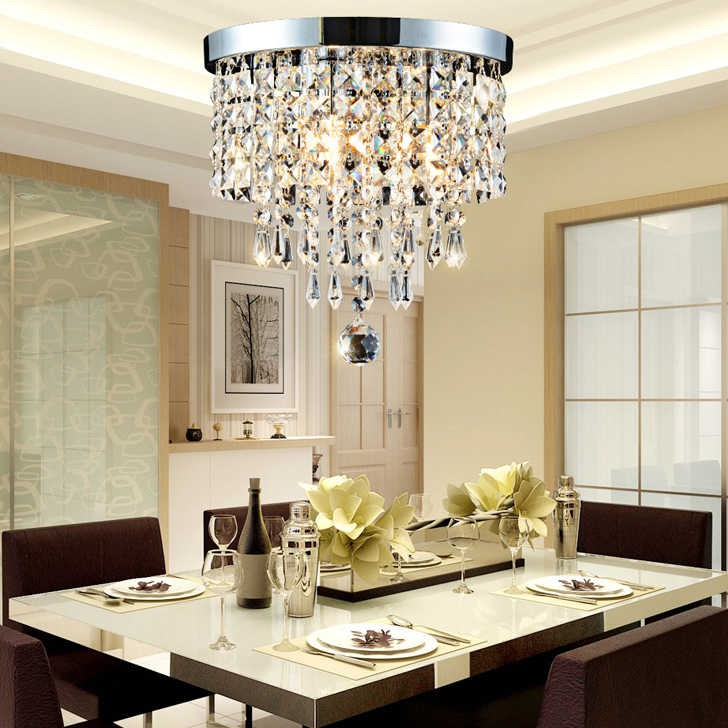 Modern LED Chandelier led Ceiling Lustre chandelier Living Room Cristal  Lustre Chandeliers Lighting Pendant Hanging